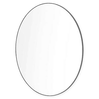 Sabi by Honey-Can-Do® 17.72-Inch Round Mirror