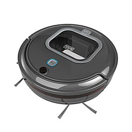 Black & Decker™ SMARTECH Robotic Vacuum in Black