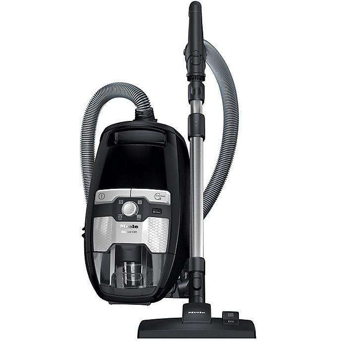 Alternate image 1 for Miele Blizzard CX1 Hard Floor Bagless Vacuum in Obsidian Black