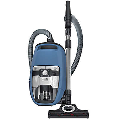 Miele Blizzard CX1 Total Care Bagless Vacuum in Tech Blue