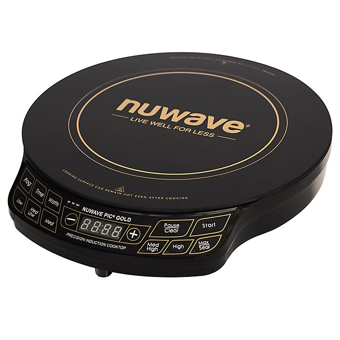 Nuwave Precision Induct Cooktop With