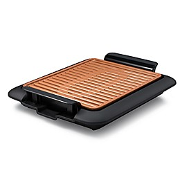Gotham™ Steel Electric Smokeless Grill and Griddle
