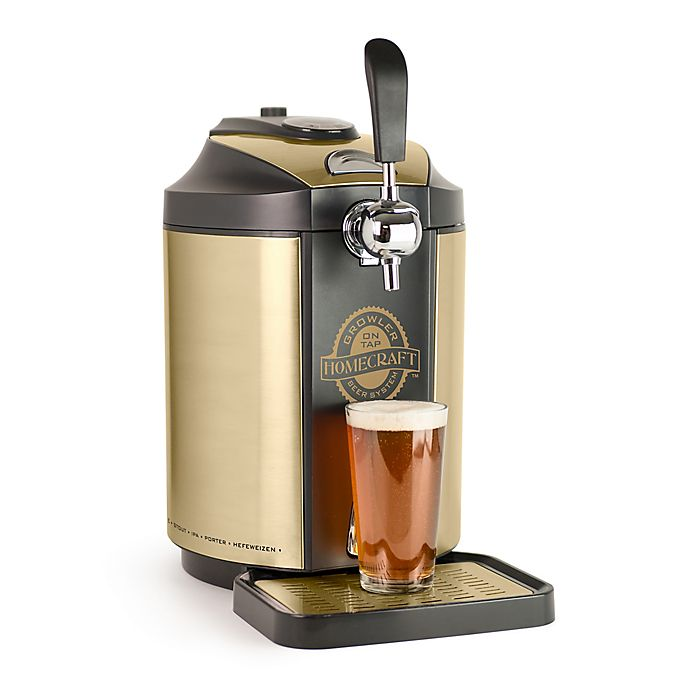 Alternate image 1 for Nostalgia Electrics Beer Growling Cooling System