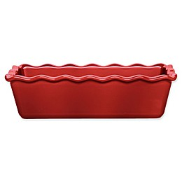 Emile Henry 5-Inch Ruffled Loaf Pan
