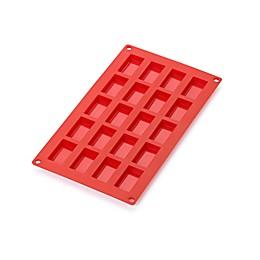 Lékué  20-Cavity Mini Fanancier Pan in Red