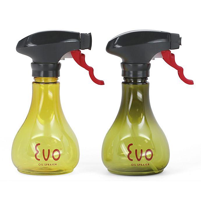 Alternate image 1 for EVO 8 oz. Oil Sprayers (Set of 2)