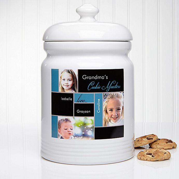 Alternate image 1 for My Favorite Faces Cookie Jar