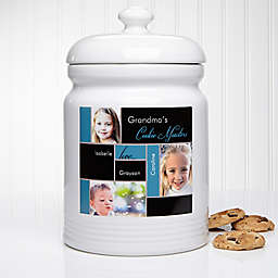 My Favorite Faces Cookie Jar