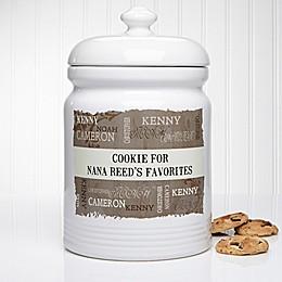 This Loving Family Cookie Jar