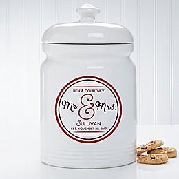 Circle of Love Cookie Jar