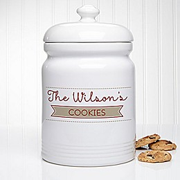 Our Family Cookie Jar
