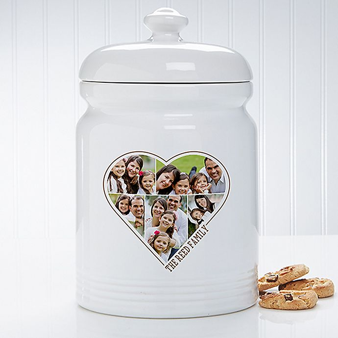Alternate image 1 for The Heart of a Family Cookie Jar