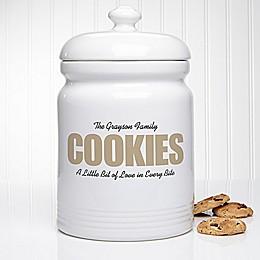 COOKIES 10.5-Inch Cookie Jar