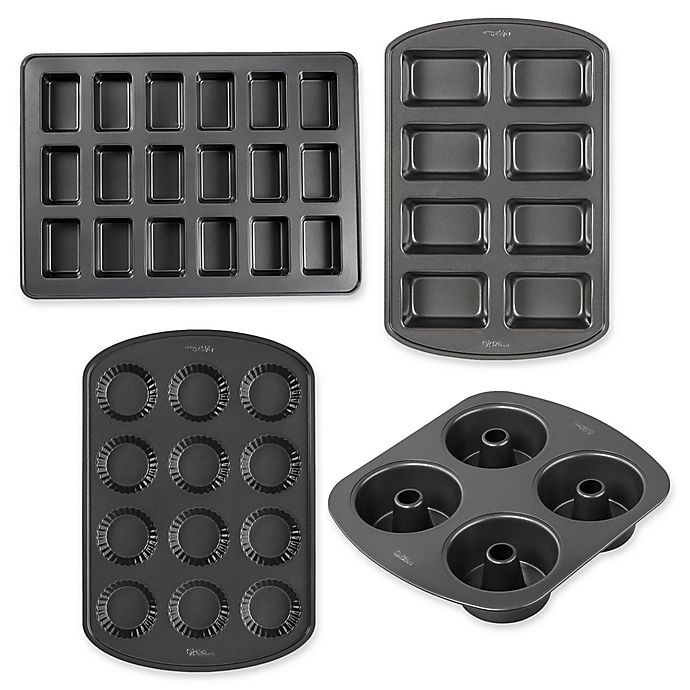 Alternate image 1 for Wilton® Mini Bakeware Collection