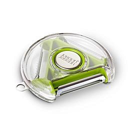 Joseph Joseph® 3-in-1 Vegetable Rotary Peeler™ in Green