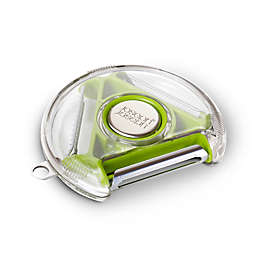 Joseph Joseph® 3-in-1 Vegetable Rotary Peeter™ in Green