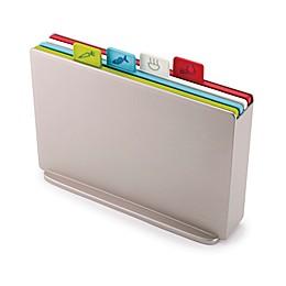 Joseph Joseph® 4-Piece Index™ Color-Coded Cutting Board Set