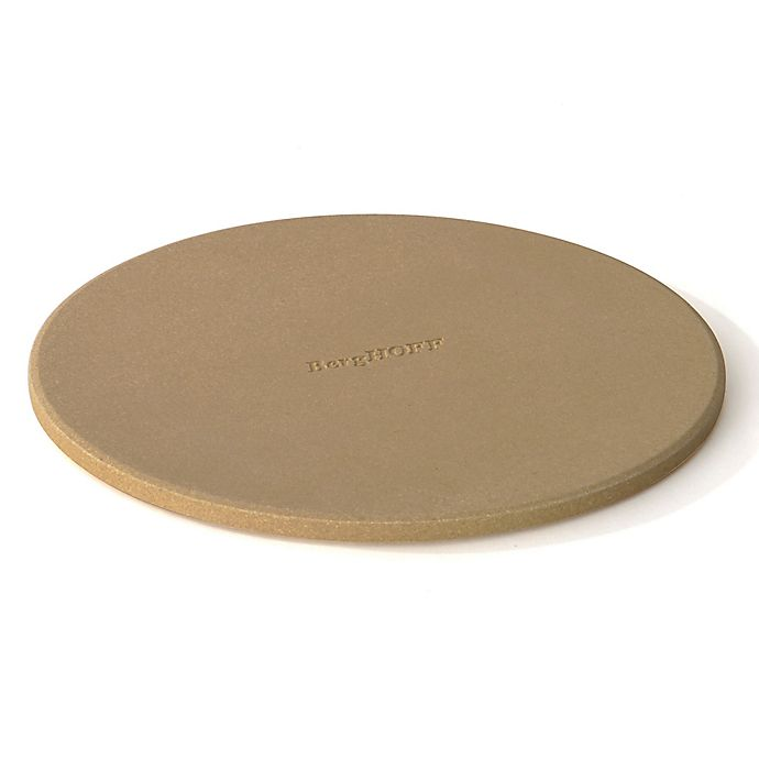Alternate image 1 for BergHOFF® CooknCo 9-Inch Pizza Stone in Natural
