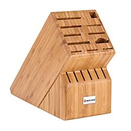 Wusthof® 17-Slot Wood Knife Block
