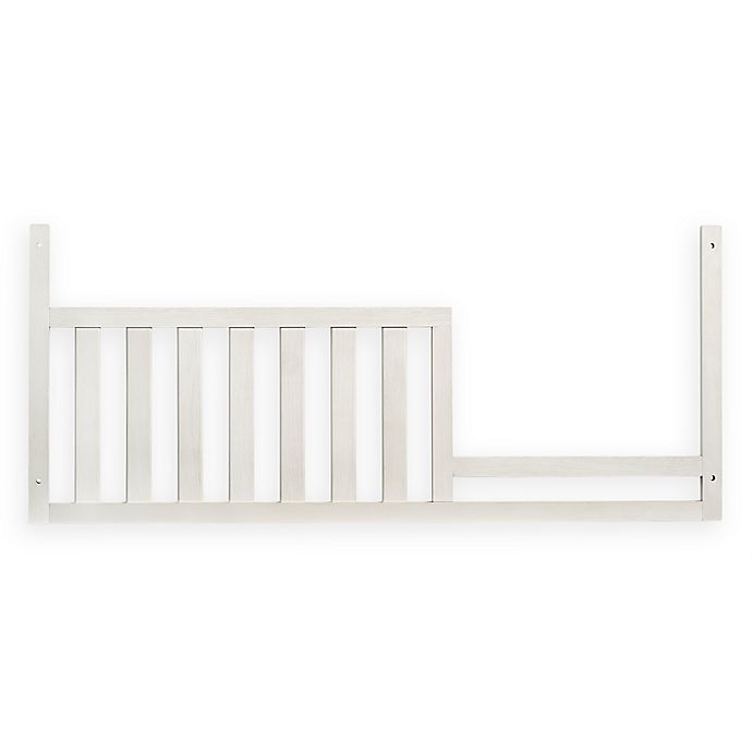 Alternate image 1 for Ozlo Baby Crestwood Toddler Guard Rail in White