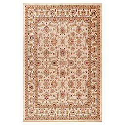 Jewel Antep 2-Foot 7-Inch x 4-Foot Accent Rug in Ivory