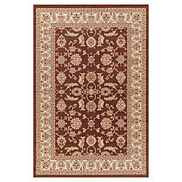Jewel Antep 3-Foot 11-Inch x 5-Foot 7-Inch Area Rug in Brown