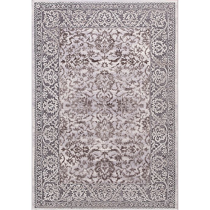 Alternate image 1 for Thema Vintage 7-Foot 10-Inch x 10-Foot 6-Inch Area Rug in Brown/Grey