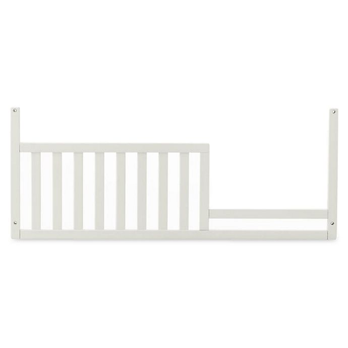 Alternate image 1 for Suite Bebe Bailey Toddler Guard Rail in White