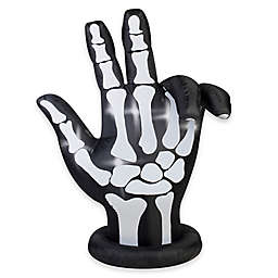 National Tree Company® 84-Inch Inflatable Animated Skeleton Hand