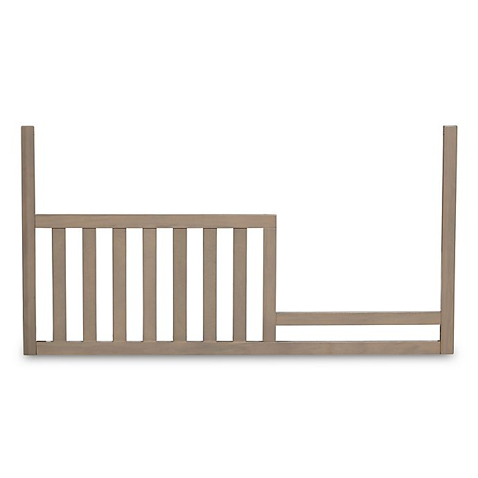 Alternate image 1 for Suite Bebe Asher Toddler Guard Rail in Blossom Grey