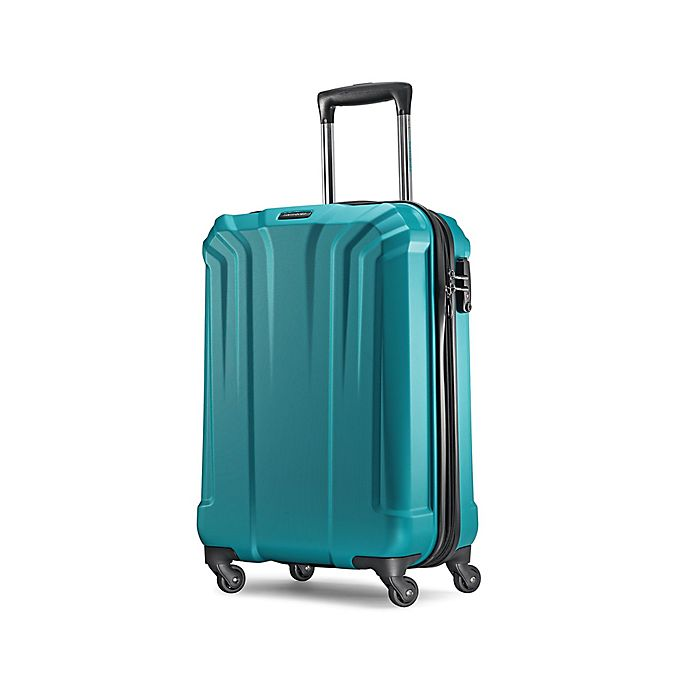 Alternate image 1 for Samsonite Opto 20-Inch Hardside Spinner Carry On Luggage in Electric Blue