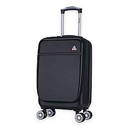InUSA Avila 20-Inch Hardside Spinner Carry-On Luggage