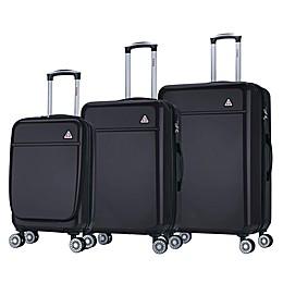 InUSA Avila 3-Piece Hardside Spinner Luggage Set