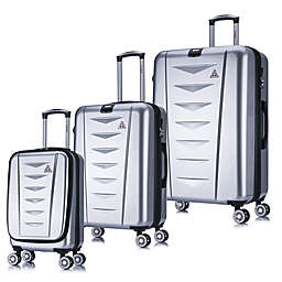 InUSA Airworld Hardside Spinner Luggage Collection