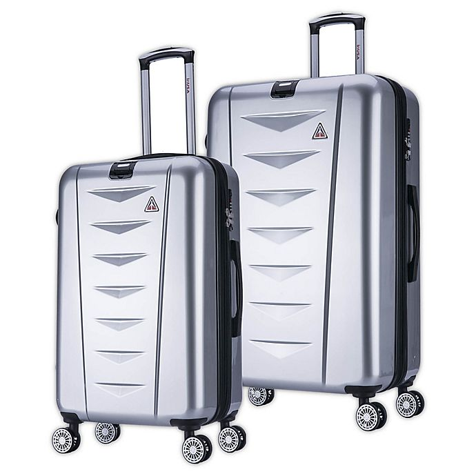 Alternate image 1 for InUSA Airworld Hardside Spinner Checked Luggage