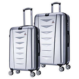 InUSA Airworld Hardside Spinner Checked Luggage