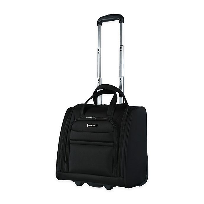 Alternate image 1 for Latitude 40°N® Ascent 15-Inch Rolling Underseat Luggage