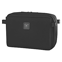 Victorinox® Lexicon Parcel Zip-Around Toiletry Kit in Black