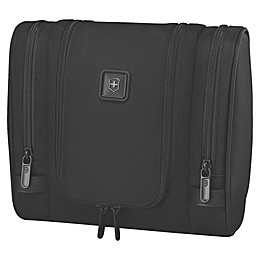 Victorinox® Lexicon Truss Hanging Toiletry Kit in Black