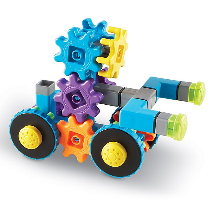 Alternate image 1 for Learning Resources® Gears! Gears! Gears! RoverGears