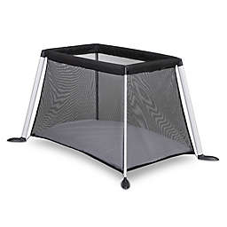 phil&teds® Traveller™ Portable Crib in Black