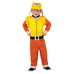 Paw Patrol: Rubble Classic Child's Halloween Costume