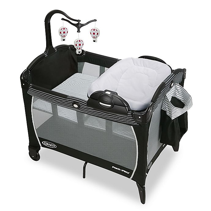 Alternate image 1 for Graco® Pack 'n Play® Playard Portable Napper & Changer™ in Studio™