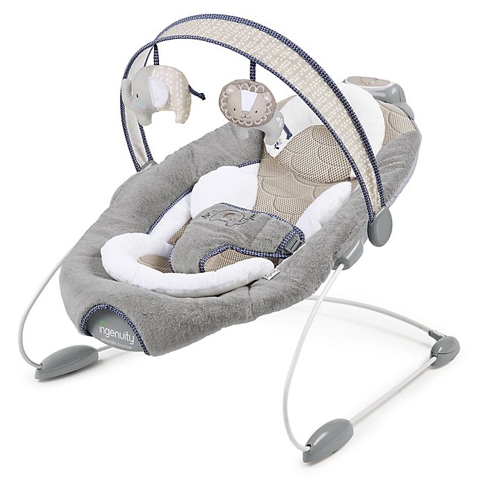 Ingenuity Townsend Smartbounce Automatic Bouncer Buybuy Baby