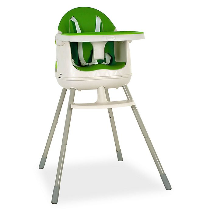 Alternate image 1 for Keter® 3-in-1 Multi-Dine High Chair in Green