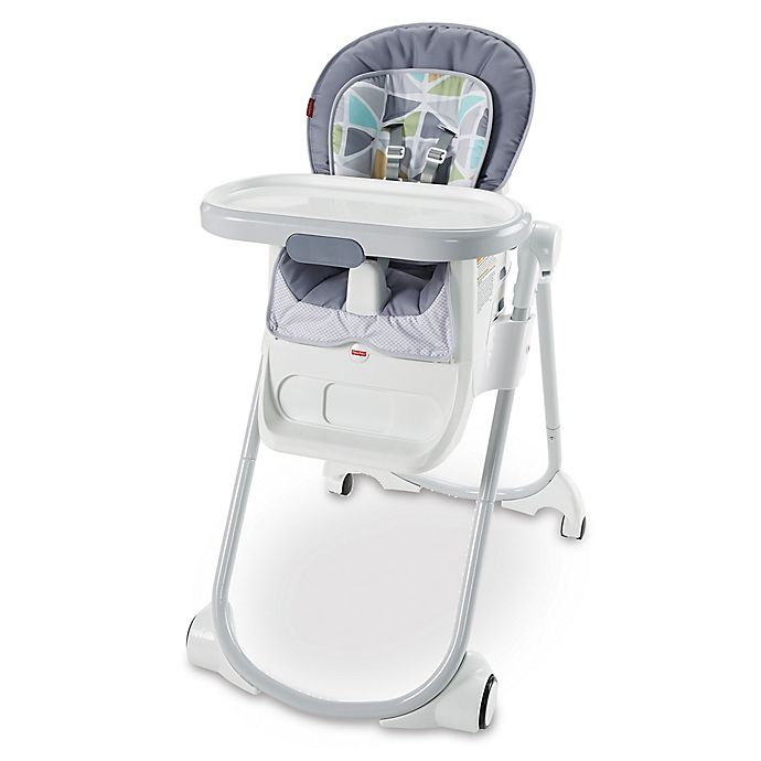 Alternate image 1 for Fisher-Price® 4-in-1 Total Clean High Chair in Sail