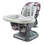 Fisher-Price® Deluxe SpaceSaver Lucky High Chair in Plum