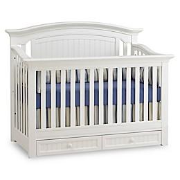 Suite Bebe Winchester 4-in-1 Lifetime Crib in White