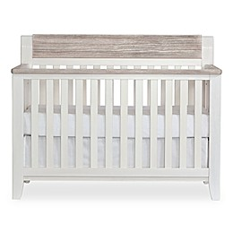 Hayes 4-in-1 Lifetime Convertible Crib in White