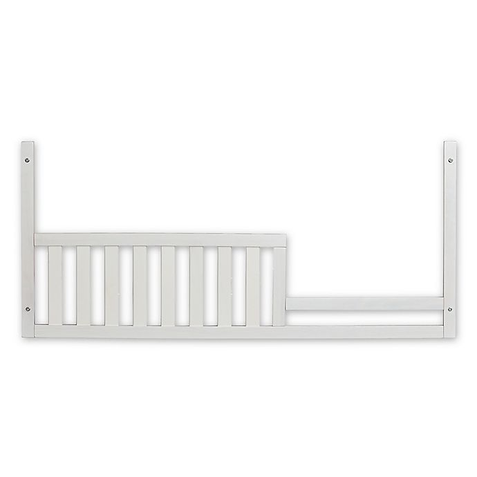 Alternate image 1 for Suite Bebe Hayes Toddler Guard Rail in White